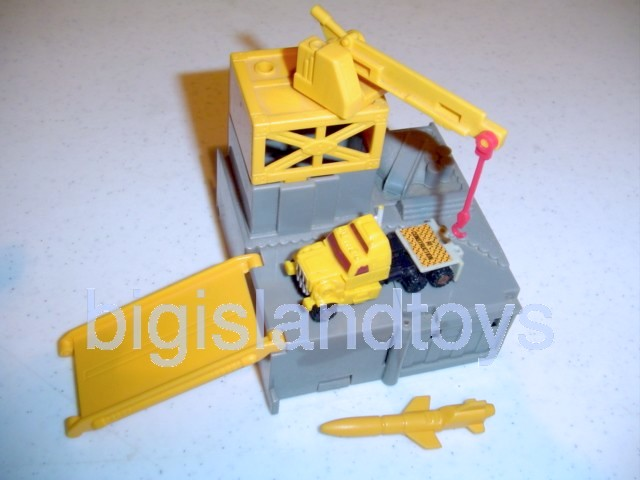 Transformers Generation One G1 1989   Ironworks Station
