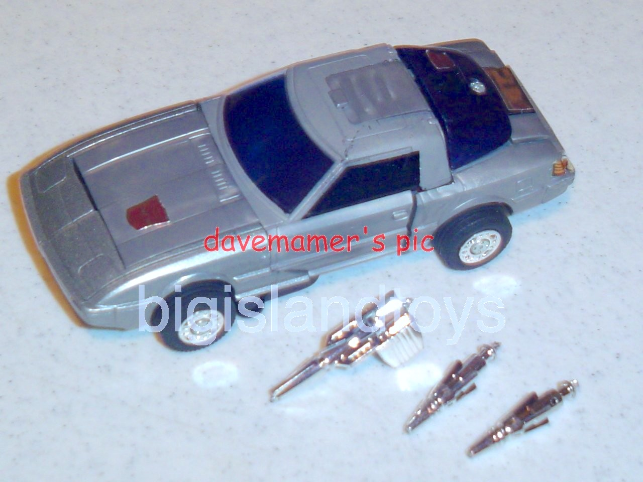 Transformers Generation One G1 1985  CamshaftMail Away