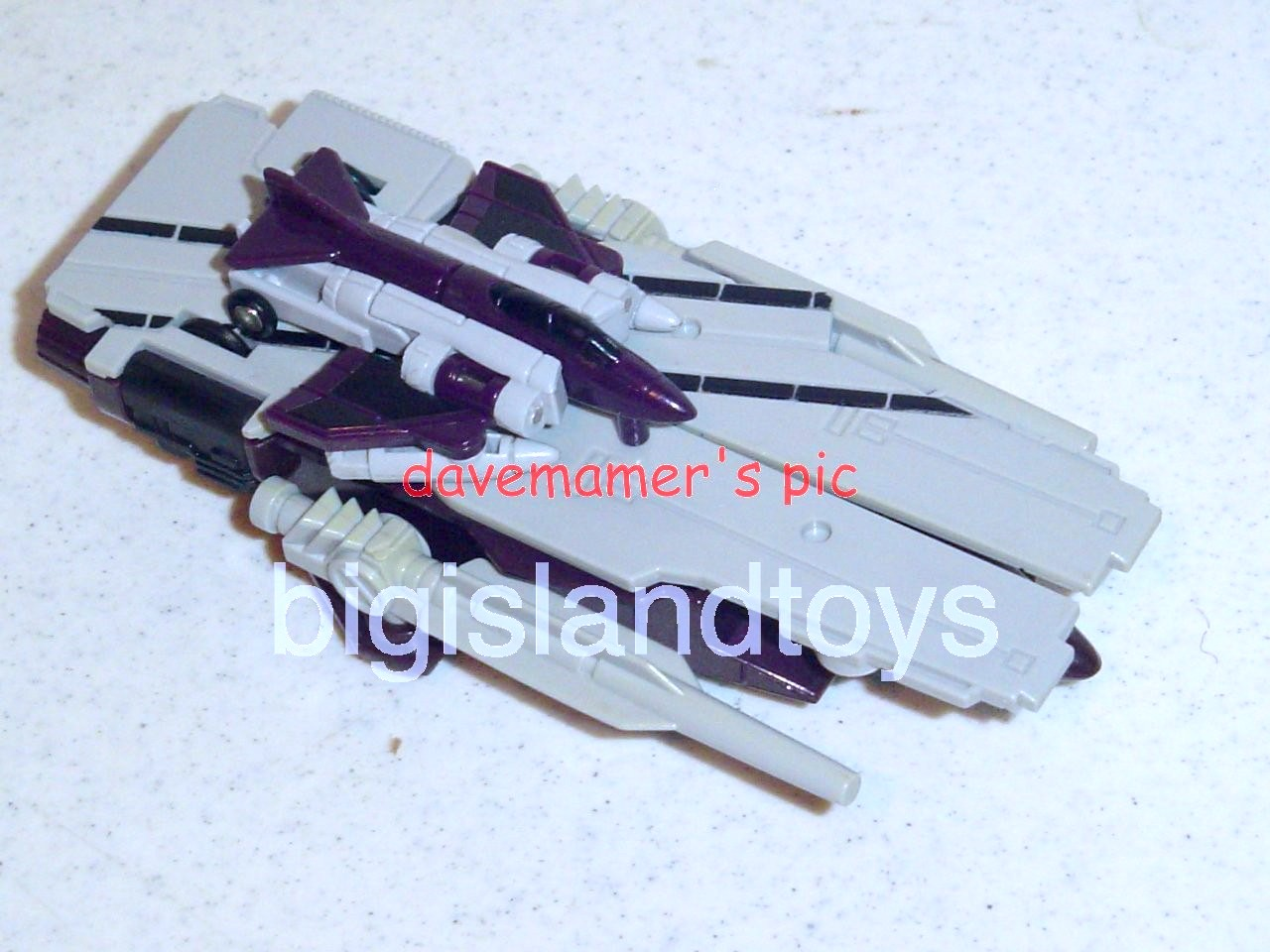 Transformers Generation One G1 1989    Flattop Transport