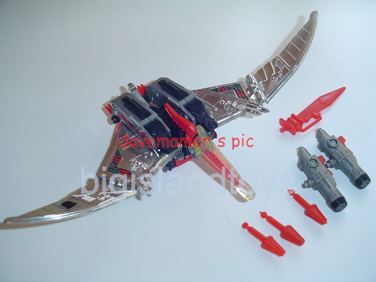 Transformers Generation One G1 1985  SWOOP