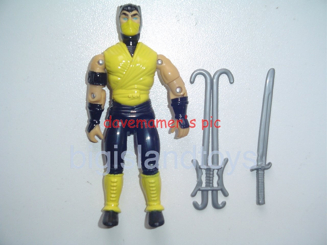 Mortal Kombat Trilogy   Scorpion