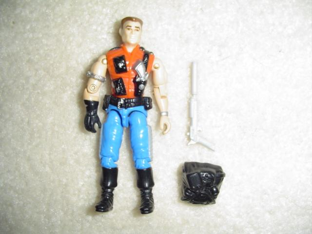 GI Joe 1987 Figures   Mercer