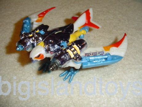 Transformers Beast Wars 1998  Airazorblue