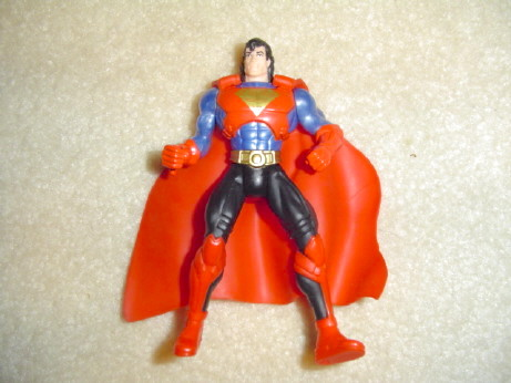 Total Justice    Cyber-Link SupermanMail-In