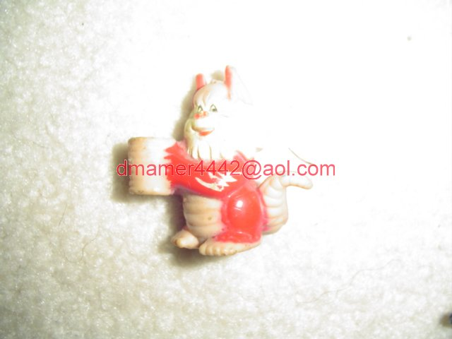 Thundercats Misc Items   Snarf Pencil Topper