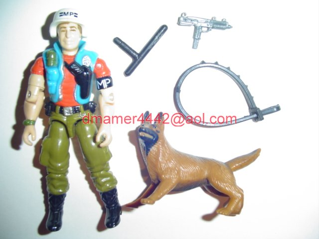 GI Joe 1987 Figures   Law & Order