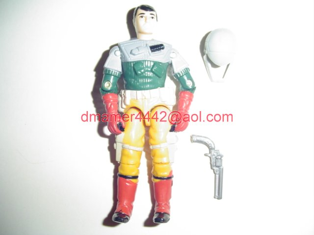 GI Joe 1987 Figures   Backstop Persuader Driver