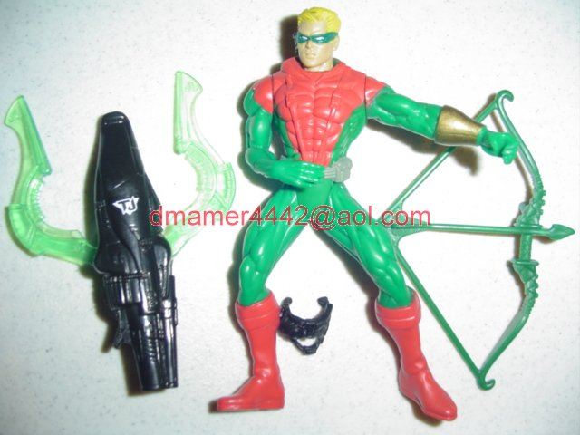 Total Justice    Green Arrow