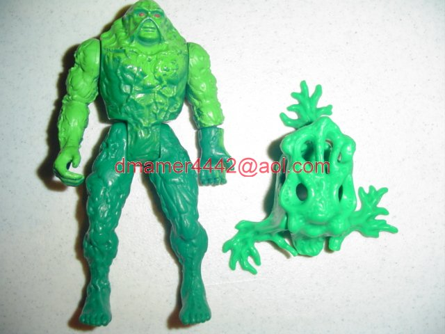 Swamp Thing    SNARE ARM SWAMP THING with vine winch arm and monster trap