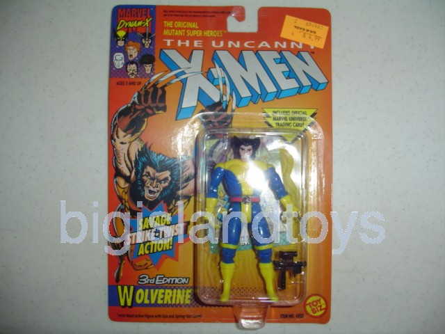 X-Men Uncanny Series 2  Wolverine 3rd EditionBlue Pants
