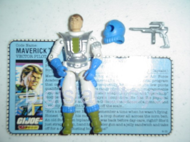 GI Joe 1987 Figures   Maverick