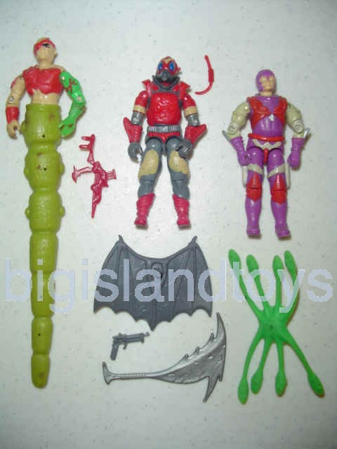 GI Joe 1987 Figures   Golobulus