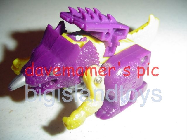 Transformers Generation One G1 1988  Cindersaur
