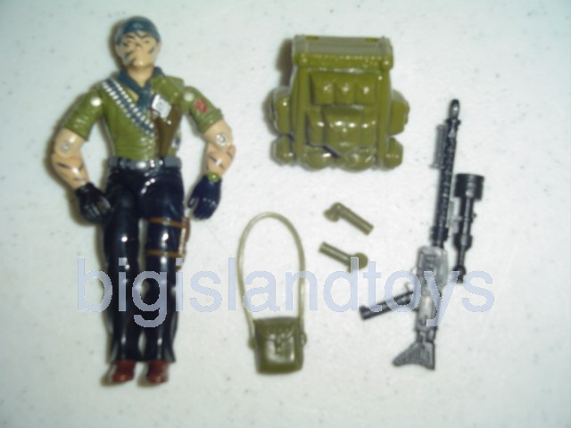 GI Joe 1987 Figures   Tunnel Rat