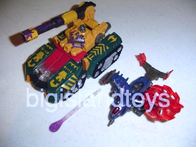 Transformers Universe 2003  Tankor & Obsidian 2-Pack