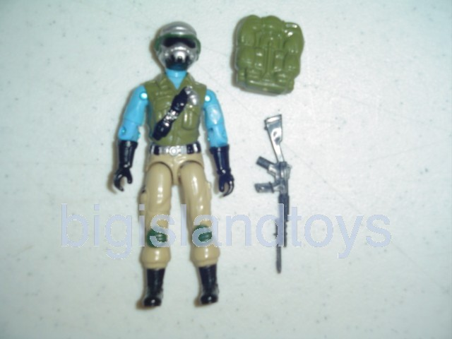 GI Joe 1987 Figures   Steel Brigade