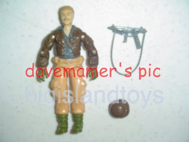 GI Joe 1987 Figures   Rumbler RC Crossfire Driver