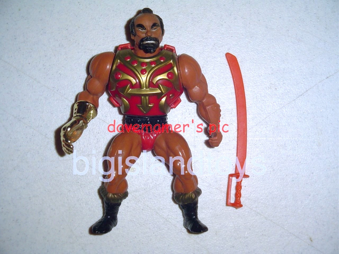 Masters of the Universe Series 3 1984   Jitsu