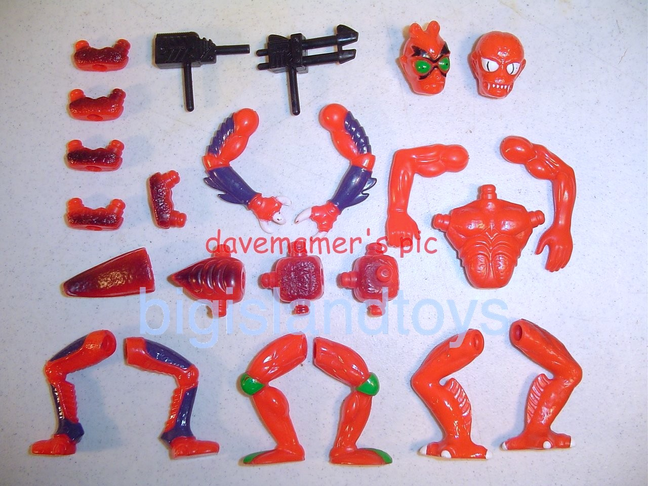 Masters of the Universe Series 4 1985   Modulok