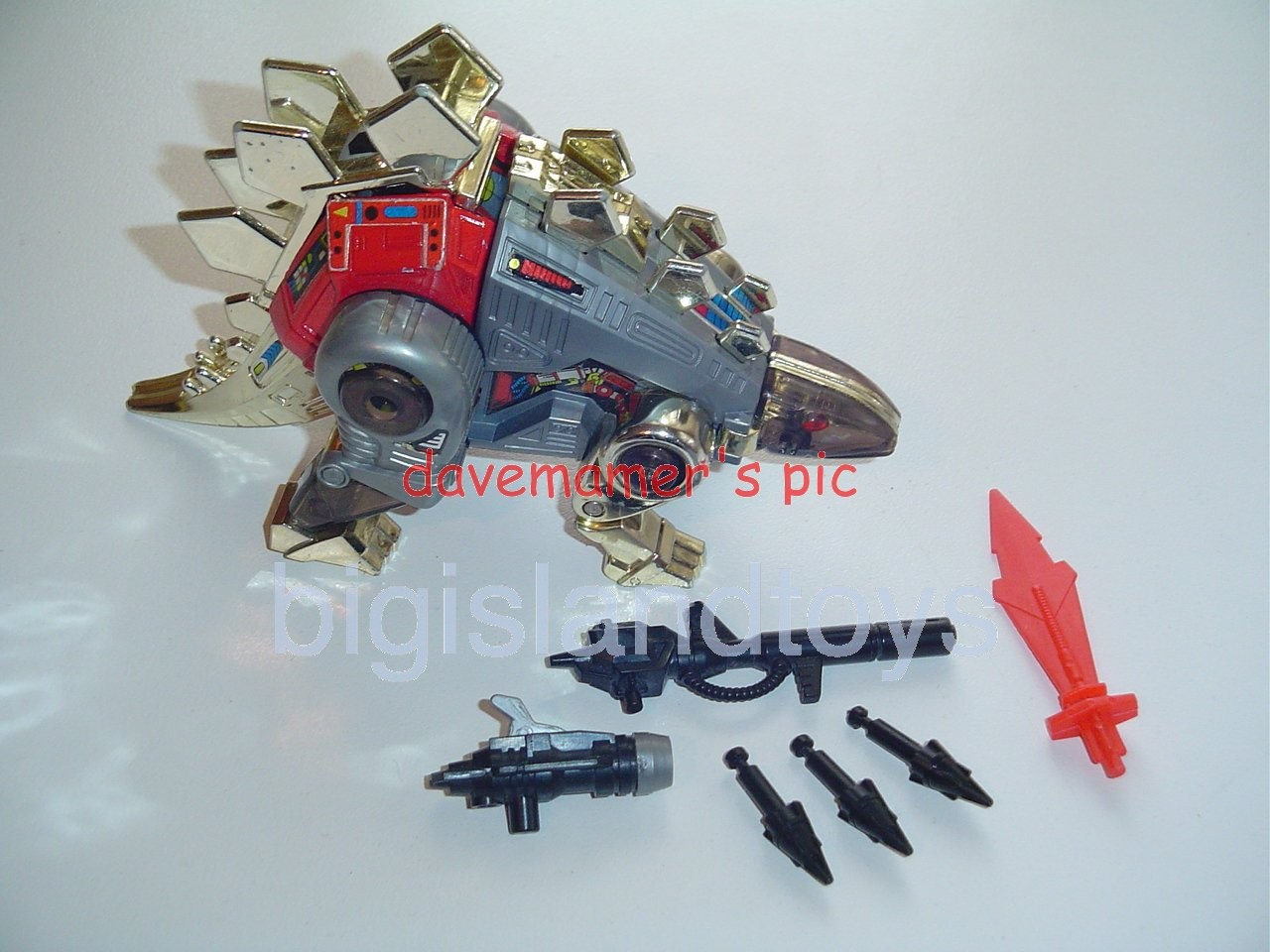 Transformers Generation One G1 1985  SNARL
