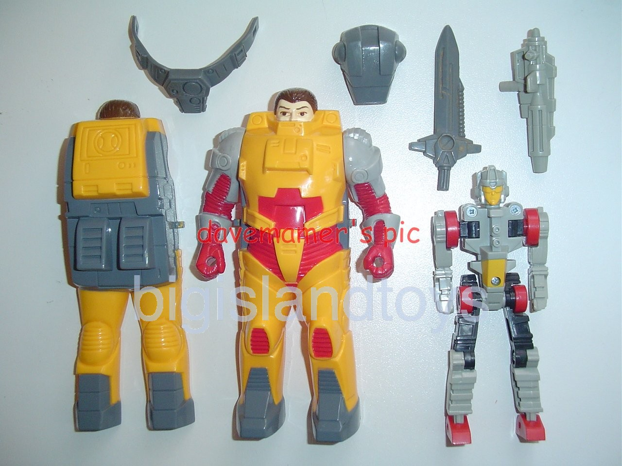 Transformers Generation One G1 1988  Landmine