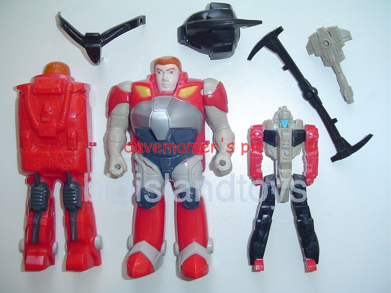 Transformers Generation One G1 1988  Sky High