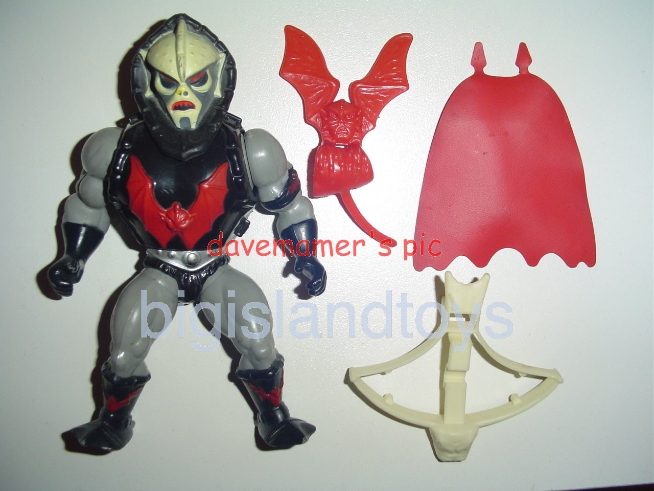 Masters of the Universe Series 4 1985   Hordak