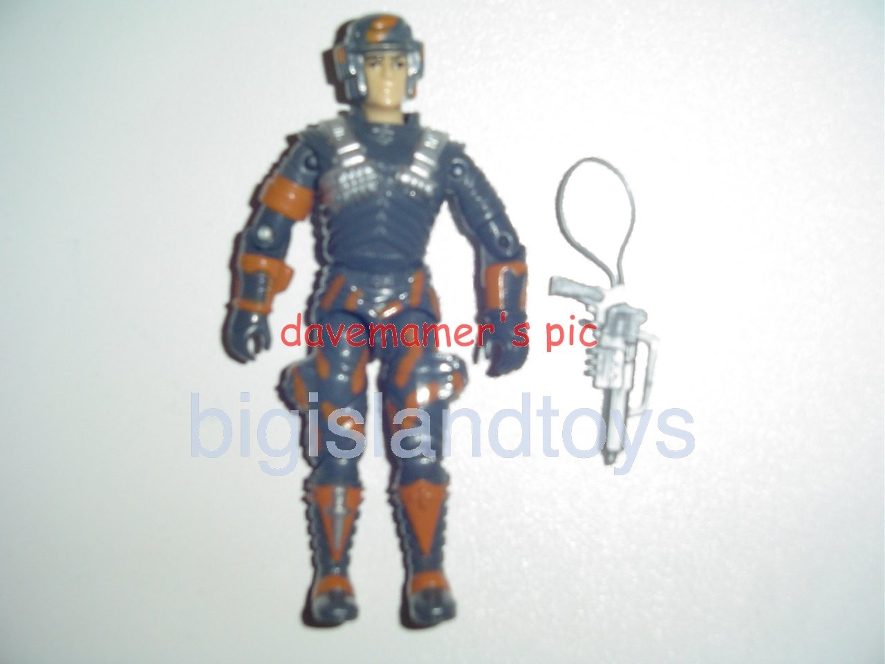 GI Joe 1987 Figures   BlockerWithout Visor