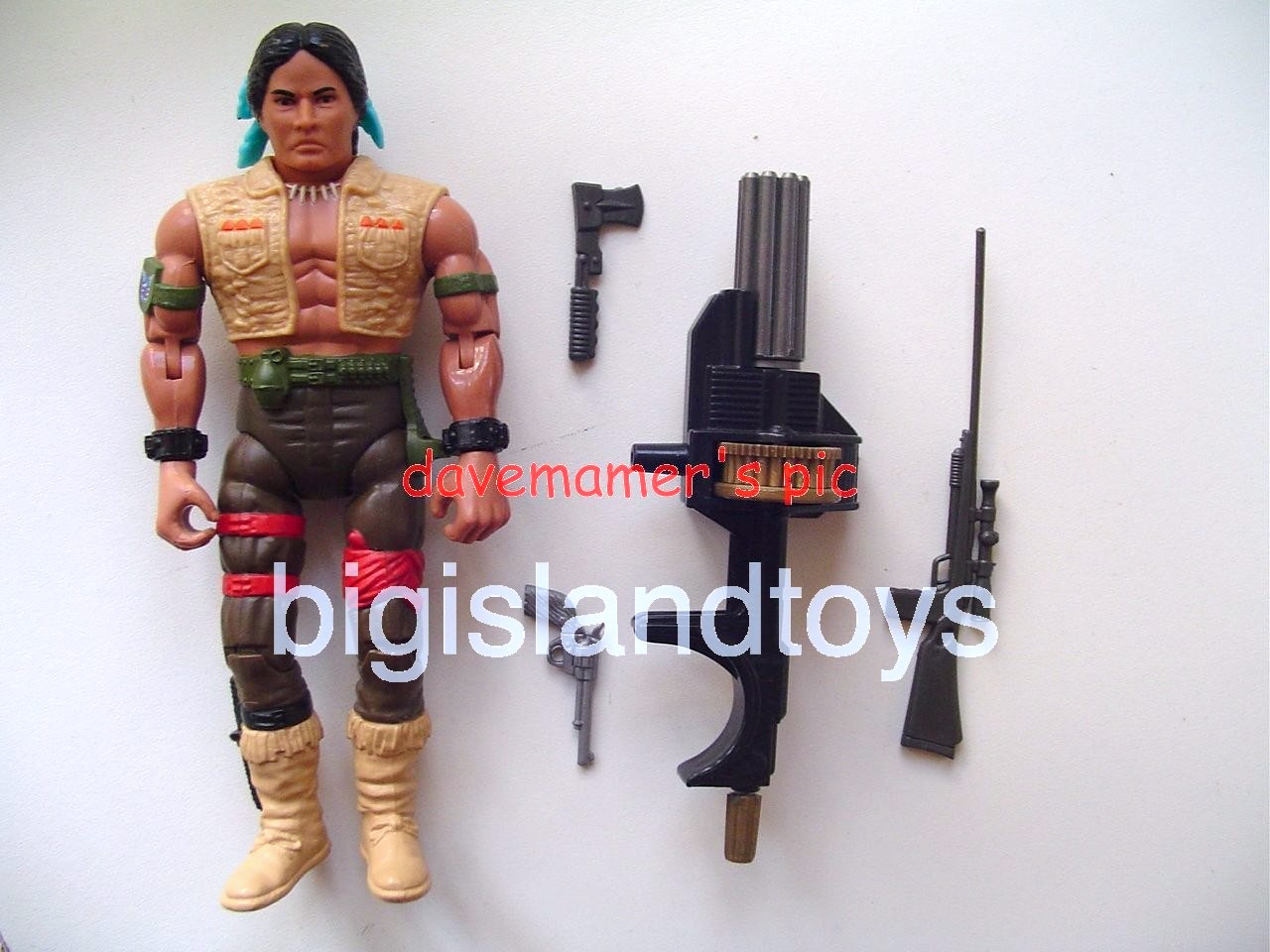 Rambo and the Forces of Freedom    CHIEF