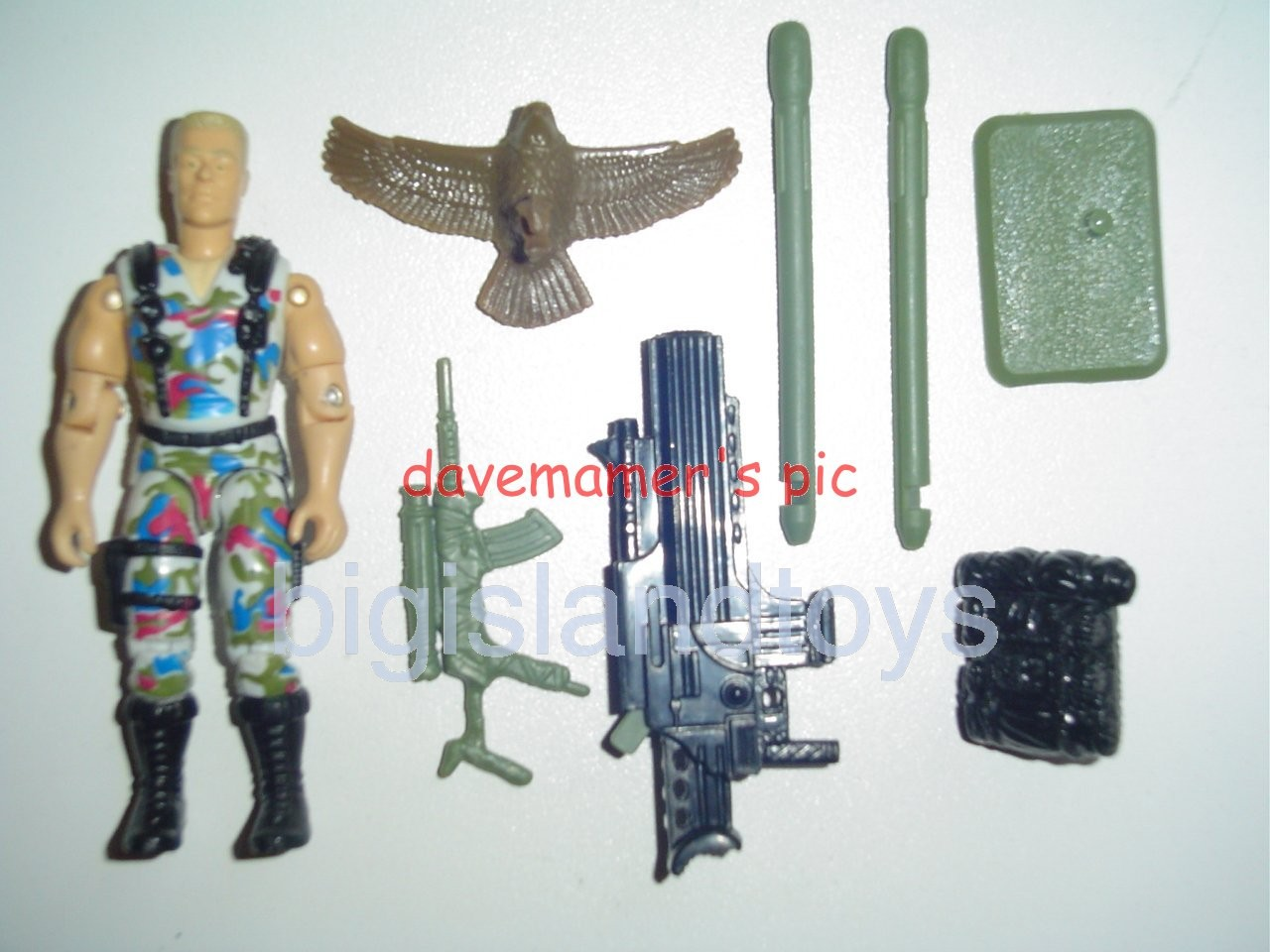 Street Fighter Movie Edition   Rock Trooper Guile