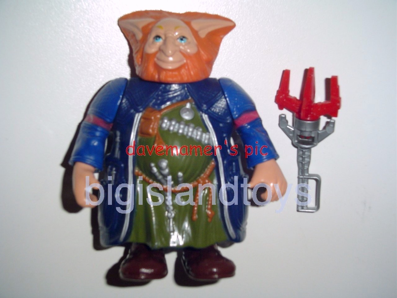 Masters of the Universe Series 6 1987   Gwildor