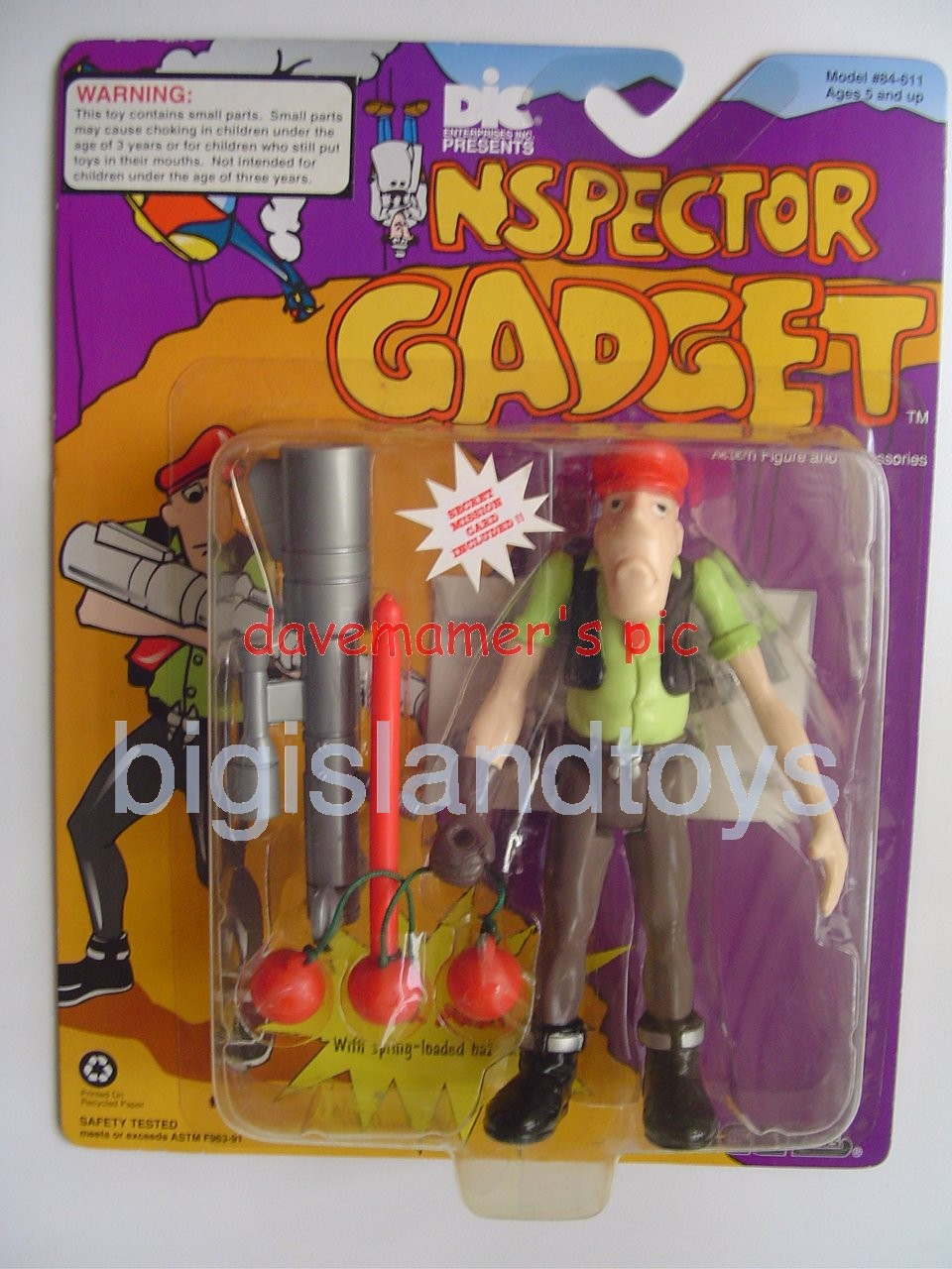 Inspector Gadget    MAD Agent
