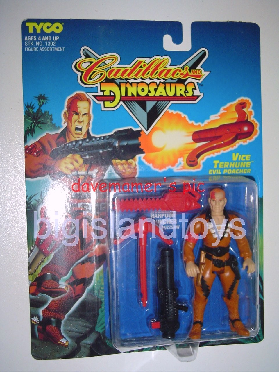 Cadillacs and Dinosaurs    VICE TERHUNE Evil Poacher