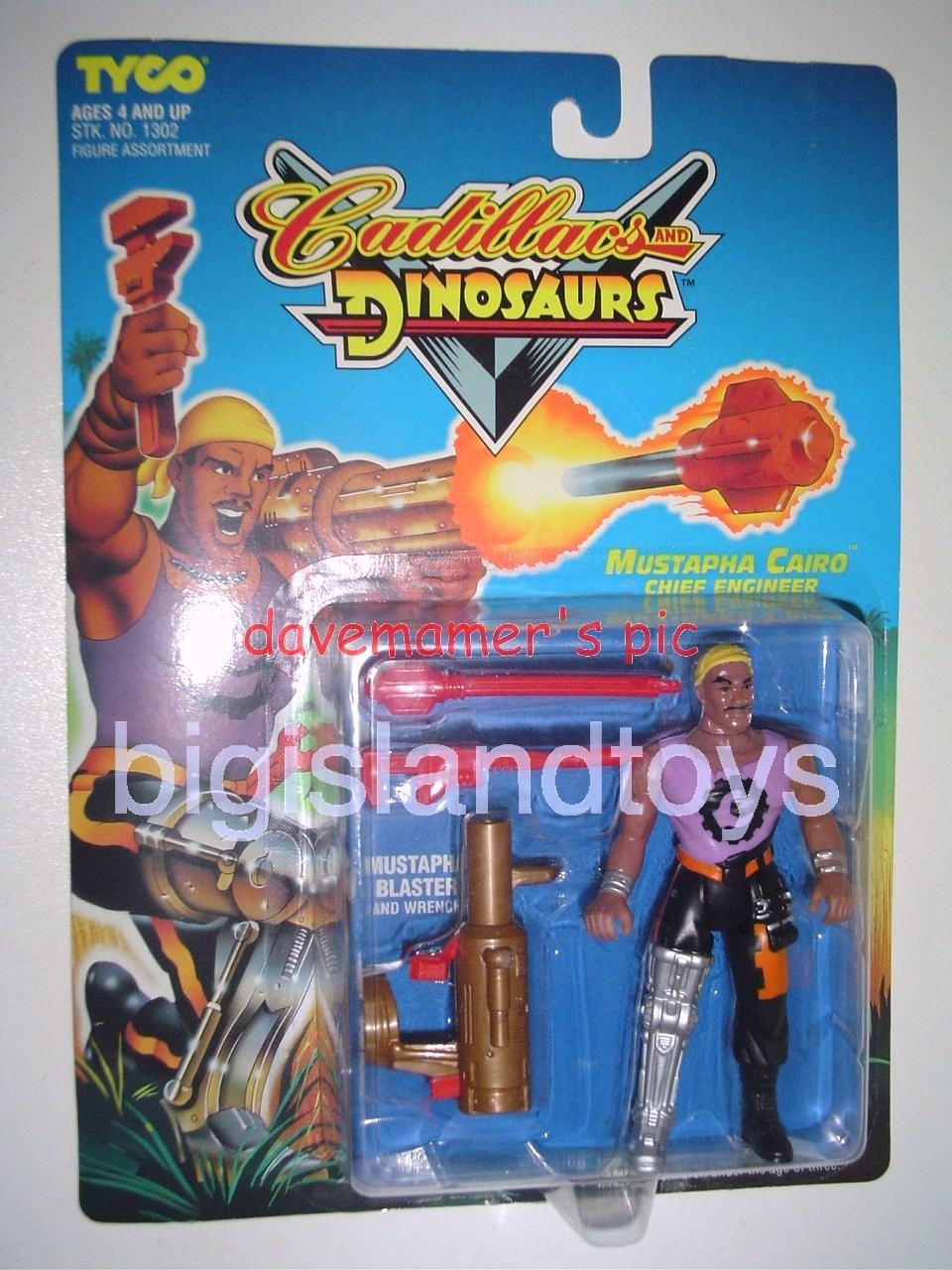 Cadillacs and Dinosaurs    MUSTAPHA CAIRO Chief Engineer