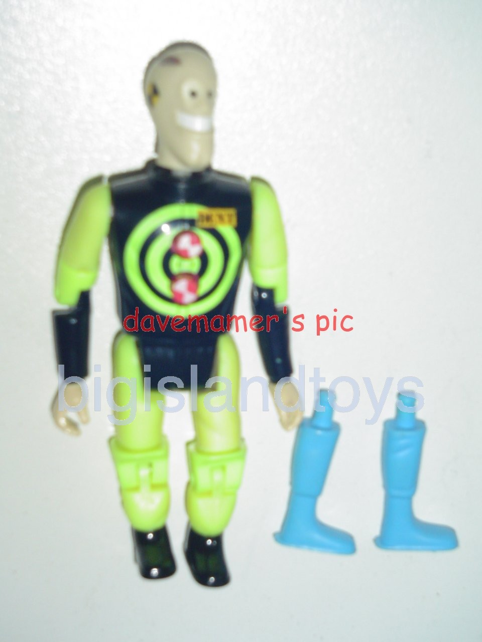 Crash Dummies    Dent with Pro Tek Suit