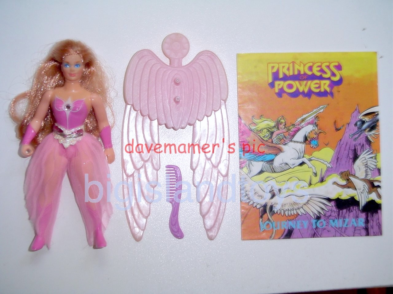 Princess of Power Action Figures   Angella