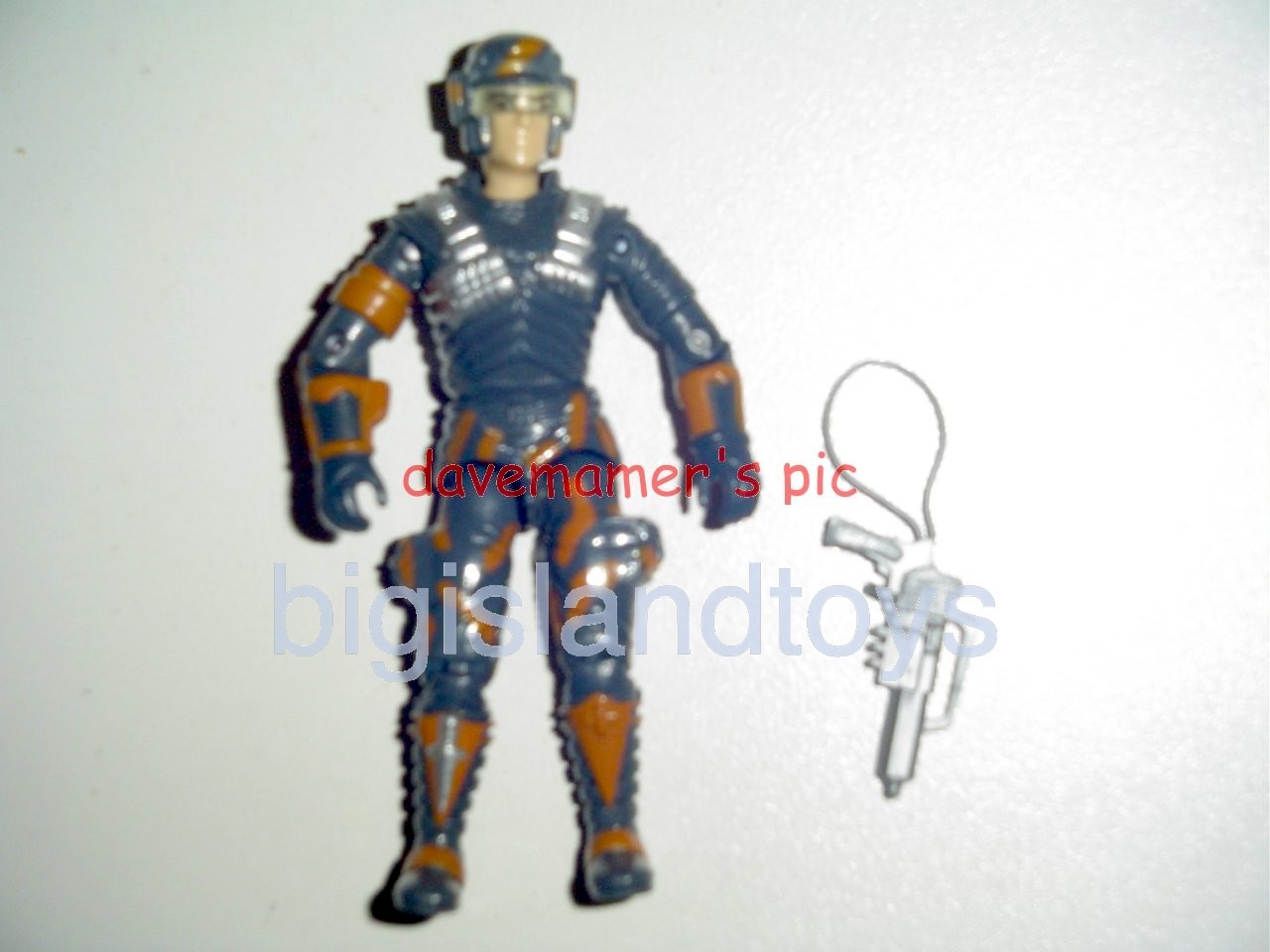 GI Joe 1987 Figures   BlockerWith Visor