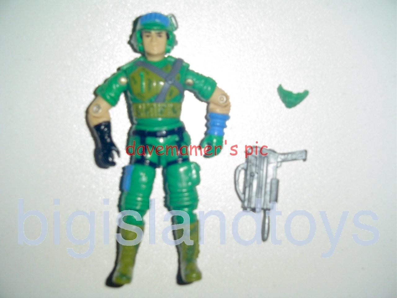 GI Joe 1987 Figures   Blaster