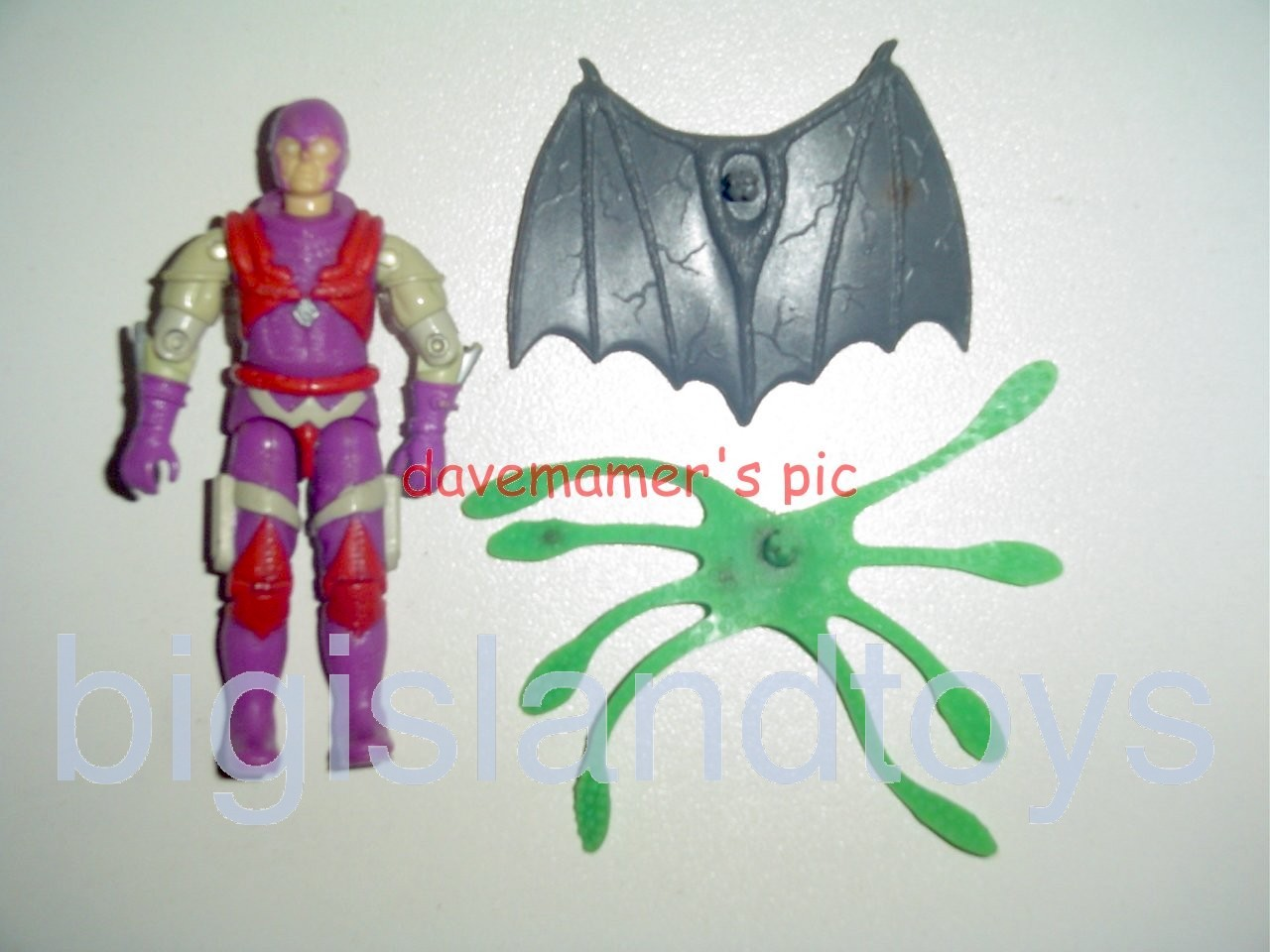 GI Joe 1987 Figures   Nemesis Enforcer