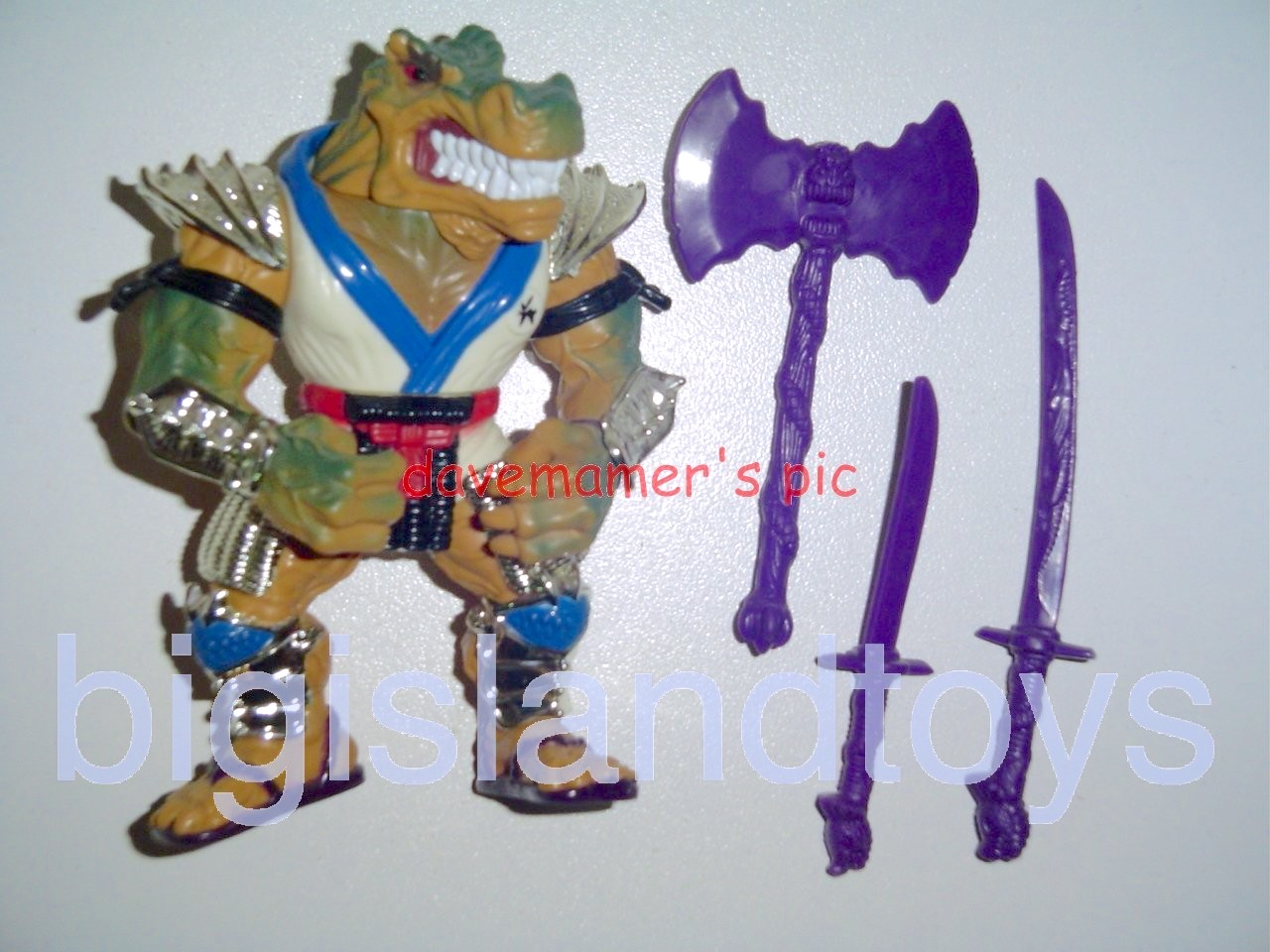 Teenage Mutant Ninja Turtles 1994 Figures   Shogun SHOATE
