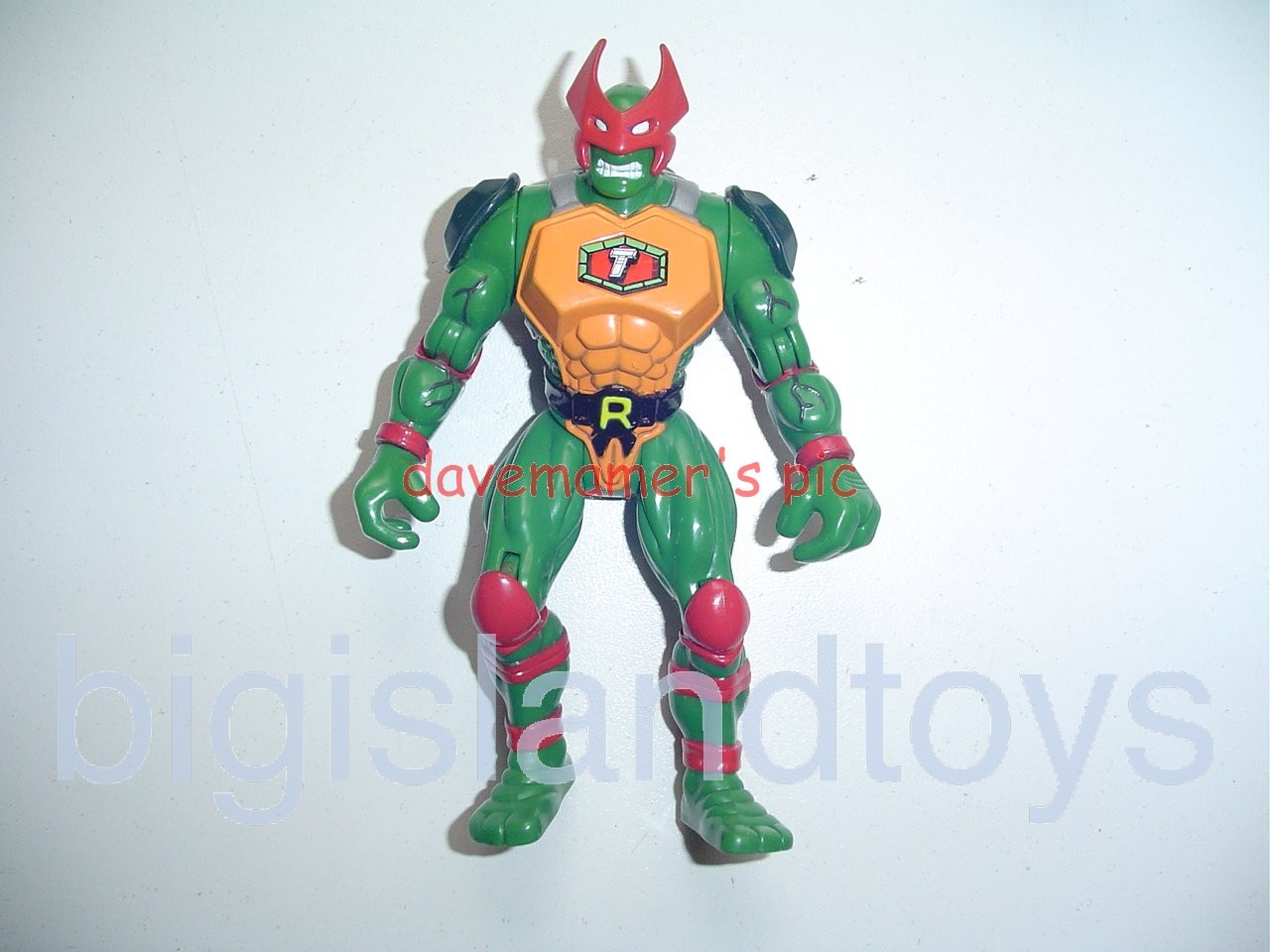 Teenage Mutant Ninja Turtles 1994 Figures   Supermutant RAPH
