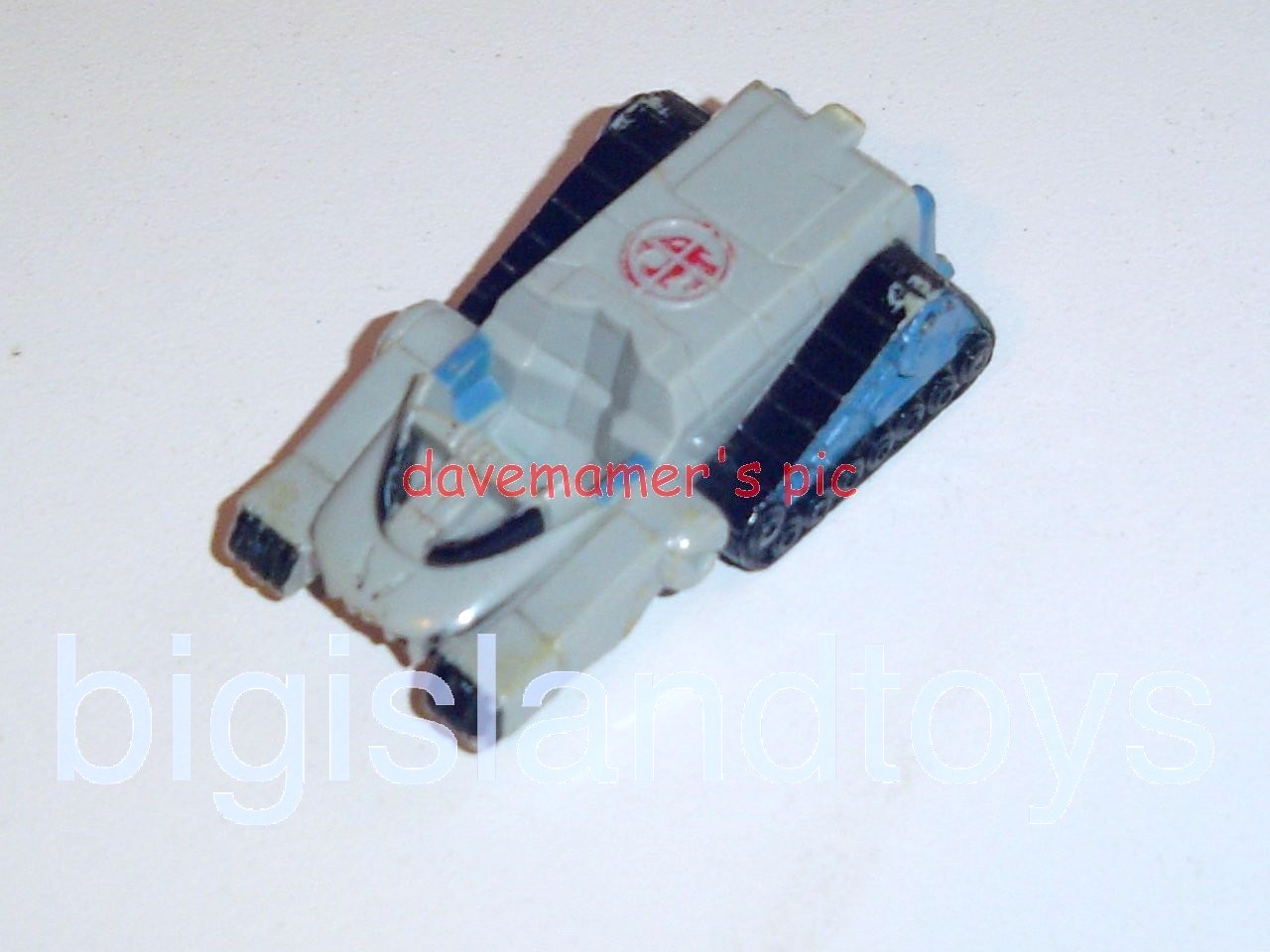 Thundercats Misc Items   Pull Back motor mini THUNDERTANK