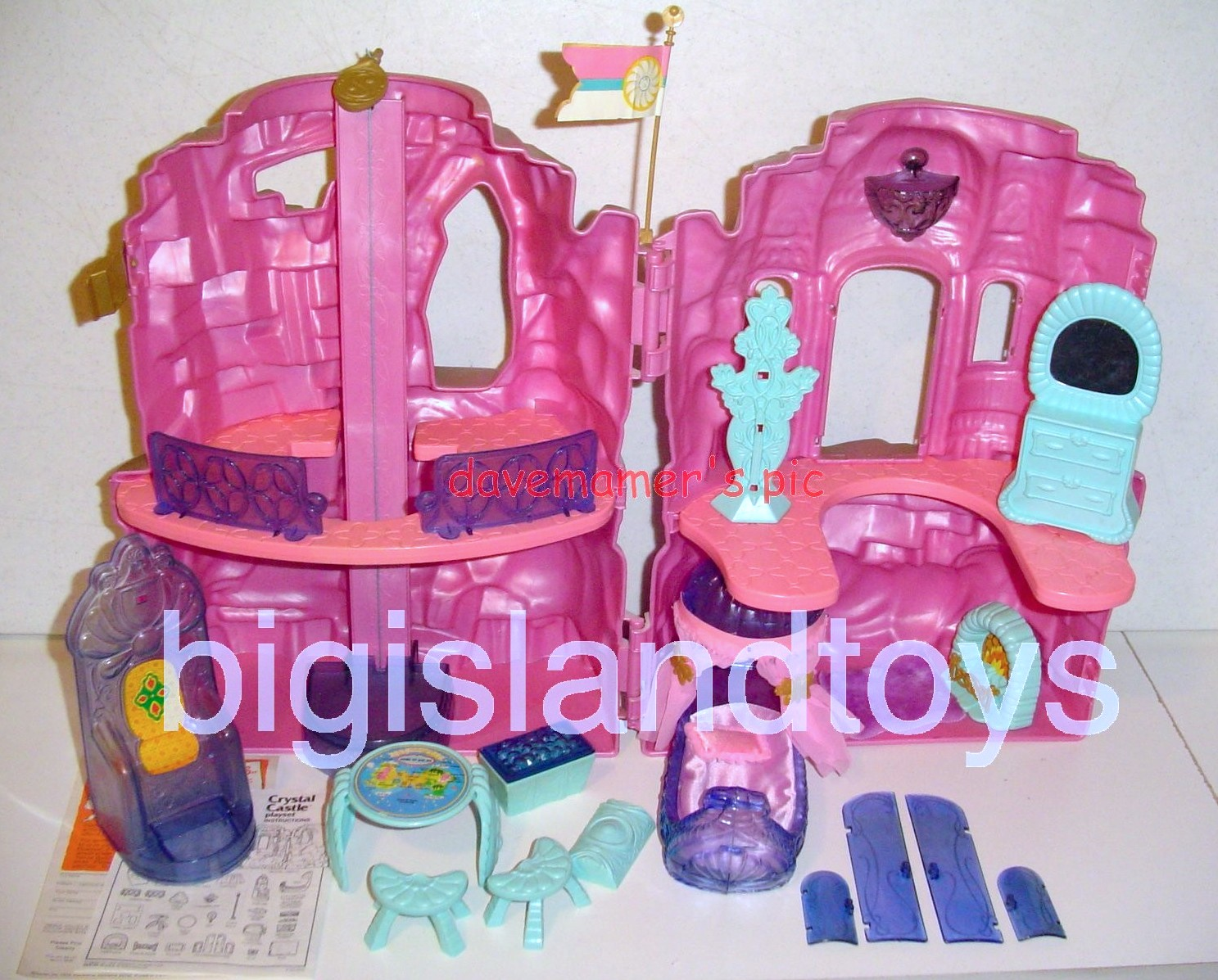 Princess of Power Playsets   Crystal Castle