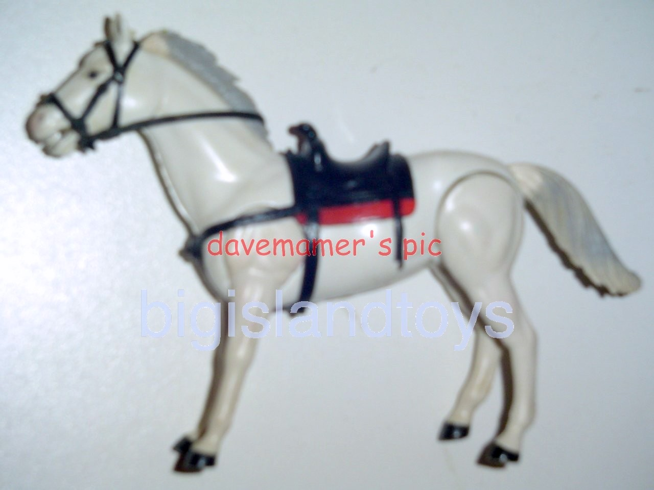 The Lone Ranger    SILVER Horse