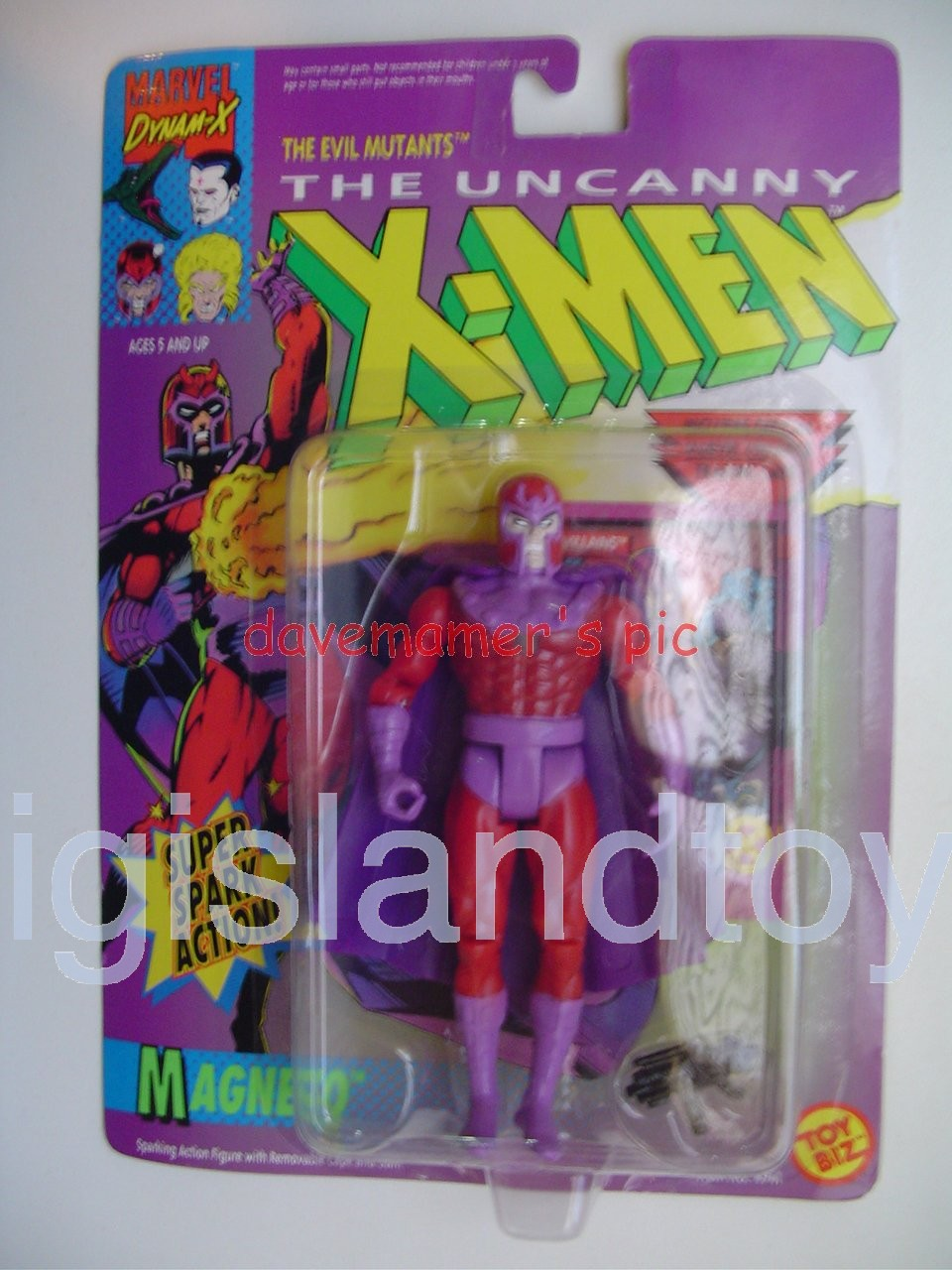 X-Men Uncanny Series 2  Magneto Super Spark