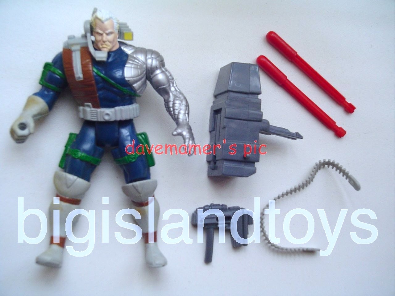 X-Men X-Force Series 2  Cable 3rd Edition