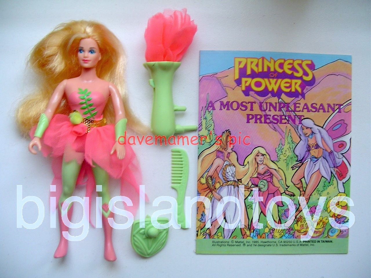 Princess of Power Action Figures   Perfuma