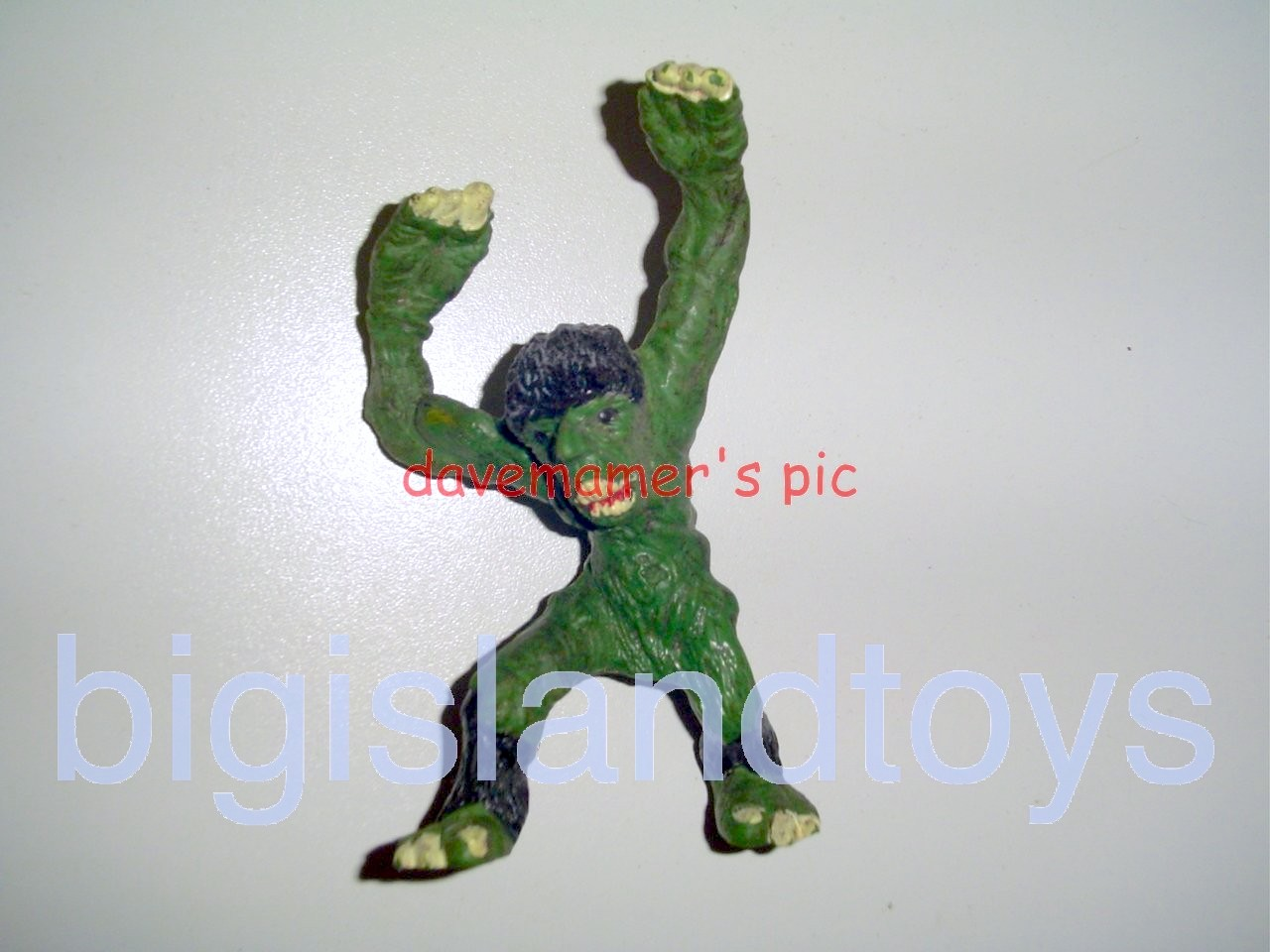 Advanced Dungeons & Dragons PVC Figures   Terrible Troll & Goblin