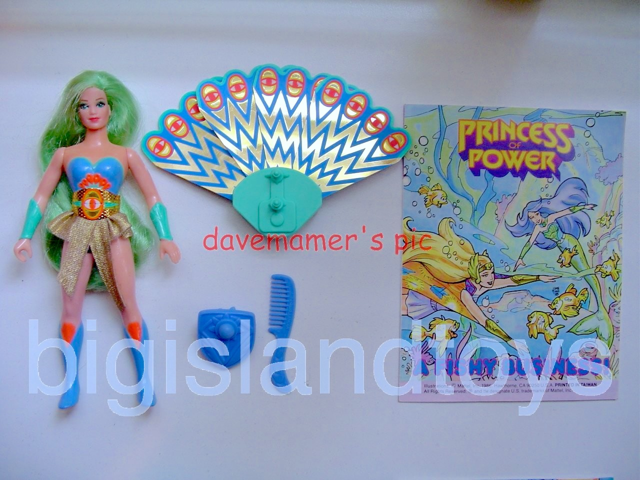 Princess of Power Action Figures   Peekablue