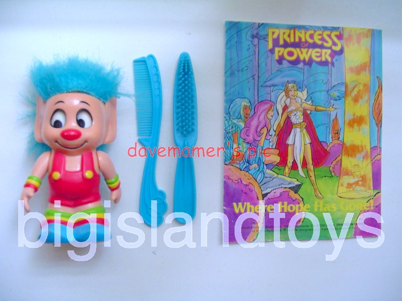 Princess of Power Action Figures   Loo-Kee